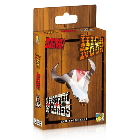 BANG - High Noon + A Fistful of Cards